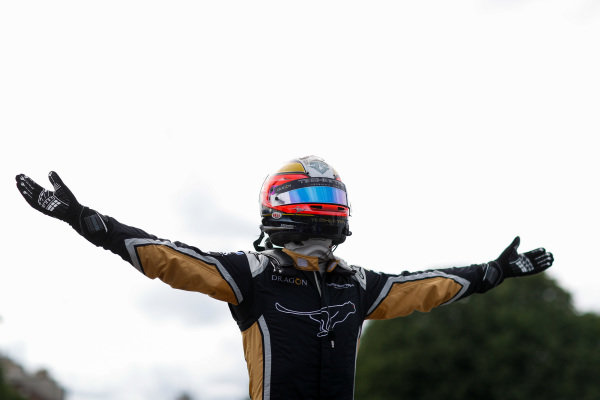 Jean-Eric Vergne (FRA), TECHEETAH, Renault Z.E. 17, wins the Paris ePrix.
