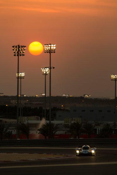 2015 FIA World Endurance Championship Bahrain 6-Hours Bahrain International Circuit, Bahrain Saturday 21 November 2015. Matthew Howson, Richard Bradley, Nick Tandy (#47 LMP2 KCMG Oreca 05 Nissan). World Copyright: Sam Bloxham/LAT Photographic ref: Digital Image _SBL5275