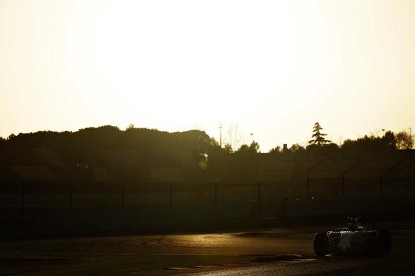 Circuit de Catalunya, Barcelona, Spain Monday 22 February 2016. Valtteri Bottas, Williams FW38 Mercedes. World Copyright: Alastair Staley/LAT Photographic ref: Digital Image _79P0035