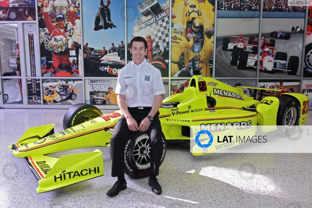Penske IndyCar Announcement