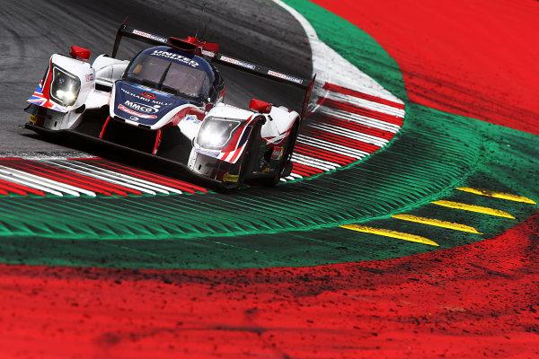 2017  European Le Mans Series, Red Bull Ring, 21st-23rd July 2017, #32  William Owen (USA) / Hugo de Sadeleer (CHE) / Filipe Albuquerque (PRT) - UNITED AUTOSPORTS - Ligier JSP217 - Gibson World Copyright. JEP/LAT Images