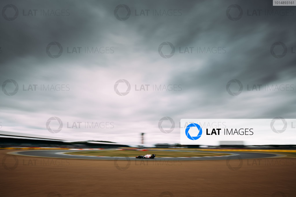 2017 FIA Formula 2 Round 6. Silverstone, Northamptonshire, UK. Sunday 16 July 2017. Nabil Jeffri (MAS, Trident).  Photo: Malcolm Griffiths/FIA Formula 2. ref: Digital Image MALC7347