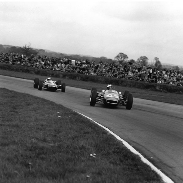 Goodwood, W. Sussex. 11th April 1966.