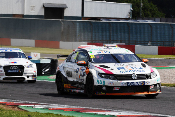 Jack Goff (GBR) - RCIB Insurance Racing with Team HARD Volkswagen CC
