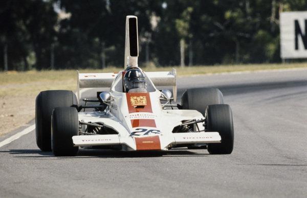 Graham Hill, Lola T370 Ford.