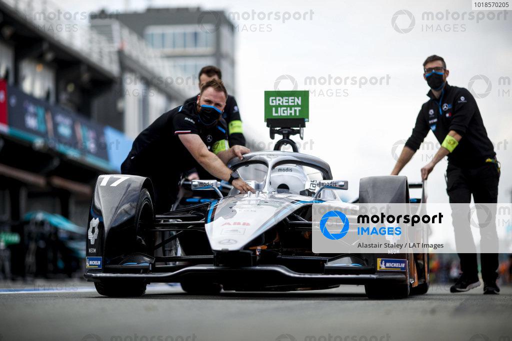 Valencia ePrix I