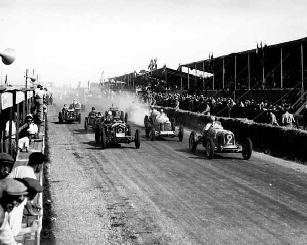 1934 Dieppe Grand Prix.