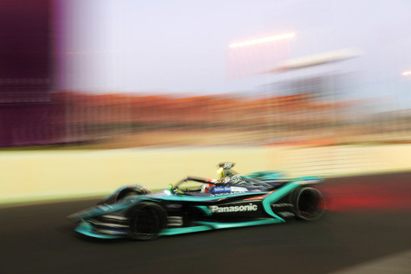 Nelson Piquet Jr. (BRA), Panasonic Jaguar Racing, Jaguar I-Type 3
