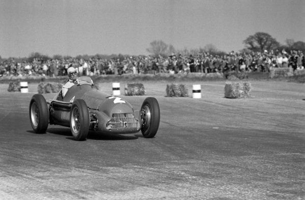 Giuseppe Farina, Alfa Romeo 158.