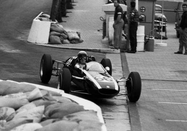 1964 Monaco F3 Grand Prix.