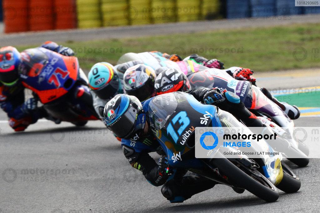 Celestino Vietti Ramus, Sky Racing Team VR46 .