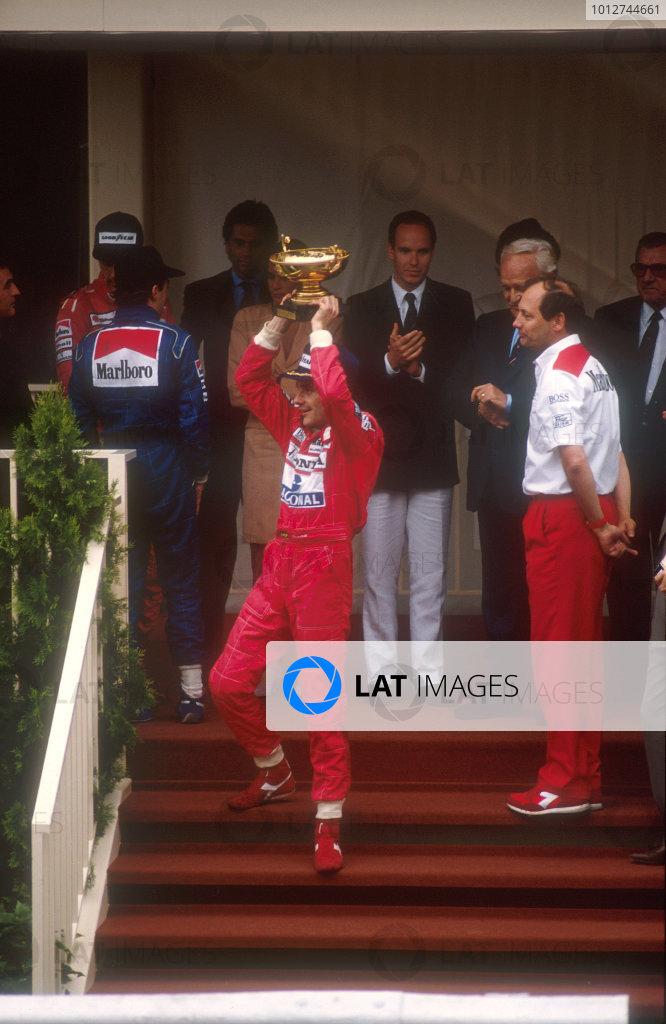 1990 Monaco Grand Prix.