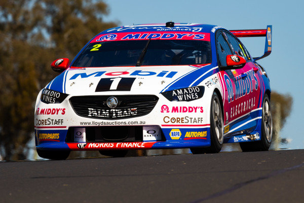 Bryce Fullwood, Kurt Kosteckie,  Brad Jones Racing Holden