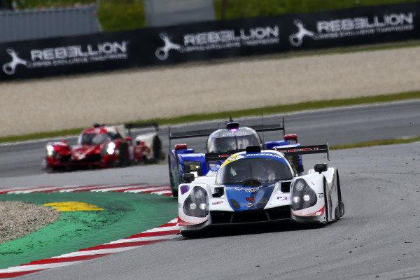 #7 Colin Noble / Alex Kapadia / Christian Stubbe Olsen ECURIE ECOSSE / NIELSEN M Ligier JS P3 - Nissan
