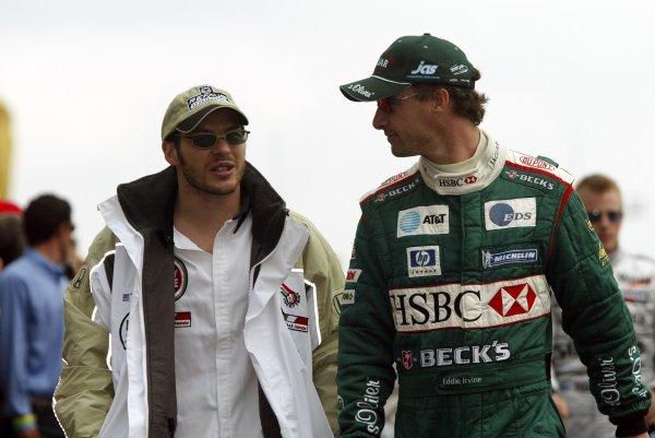 2002 European Grand Prix - RaceNurburgring, Germany. 23rd June 2002World Copyright: Steve Etherington/LATref: Digital Image Only