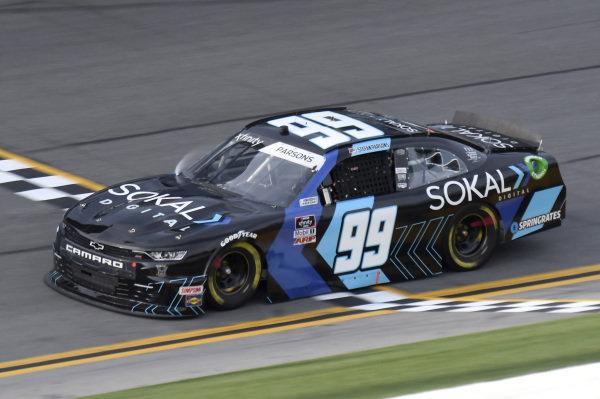 #99: Stefan Parsons, B.J. McLeod Motorsports, Chevrolet Camaro SOKAL Digital