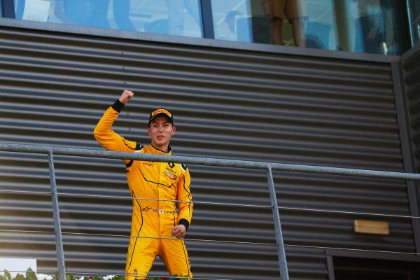 Jack Aitken (GBR, Arden International)  2016 GP3 Series Round 6 Spa - Francorchamps, Spa,  Belgium Sunday 28 August 2016  Photo: Sam Bloxham/GP3 Series Media Service ref: Digital Image _SBB5957