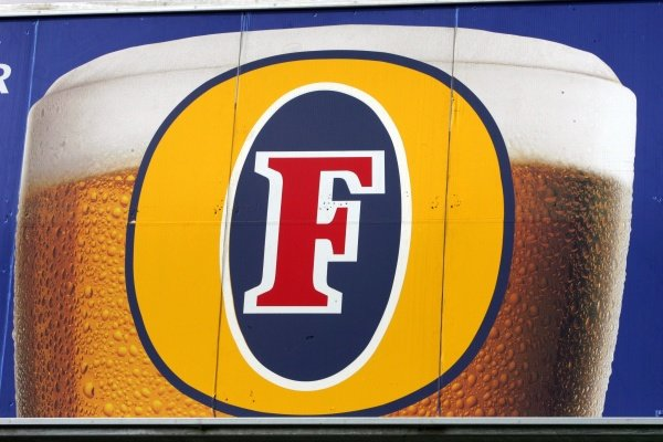 Foster's branding. Formula One World Championship, Rd14, Turkish Grand Prix, Preparations, Istanbul Park, Turkey, 18 August 2005. DIGITAL IMAGE