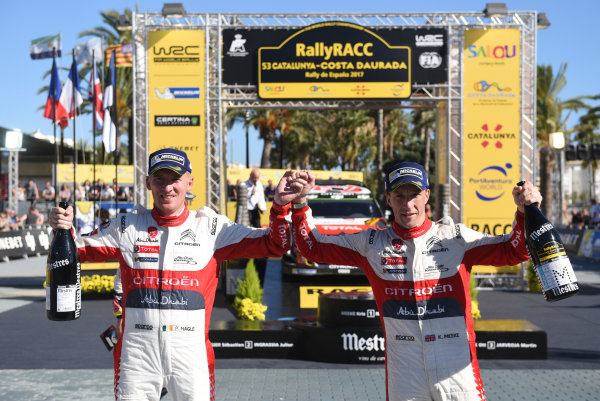 Round 11 - Rally Spain
