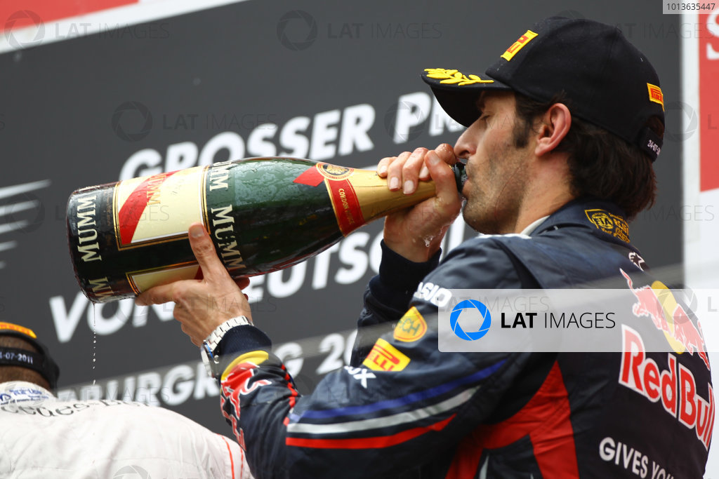 2011 German Grand Prix - Sunday