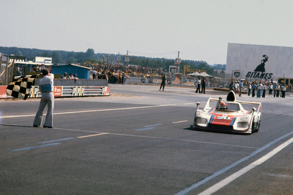 Le Mans, France. 12th - 13th June 1976.