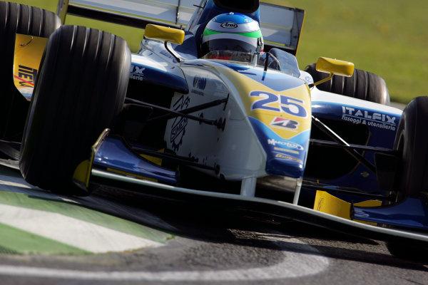 2005 GP2 Series - ImolaAutodromo Enzo e Dino Ferrari, Italy. 21st - 24th April.Friday PracticeFerdinando Monfardini (I, Durango). Action.Photo: GP2 Series Media Serviceref: Digital Image Only.