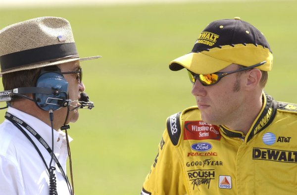 2002 NASCAR Tropicana 400, July 13-14 2002