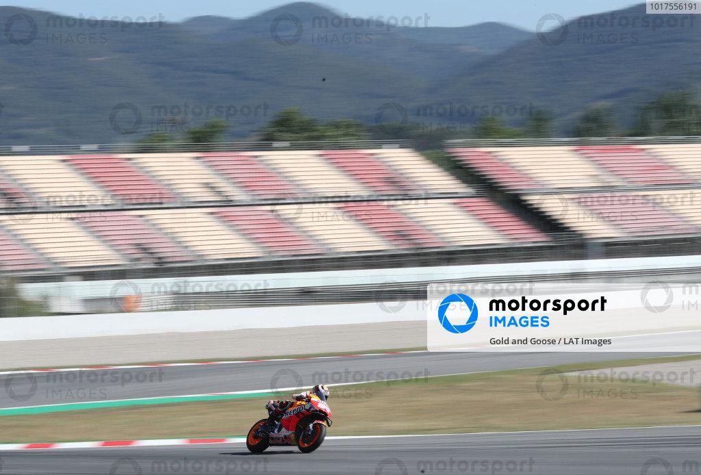 Barcelona June testing