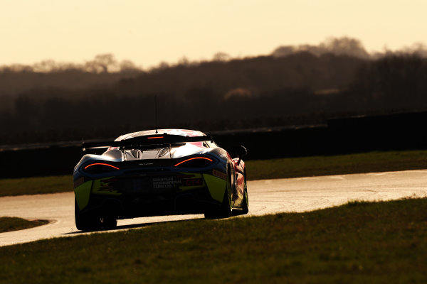 Graham Johnson / Michael O'Brien - Balfe Motorsport McLaren 570S GT4