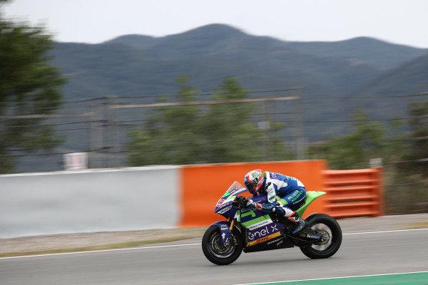 Matteo Ferrari, Team Gresini MotoE.