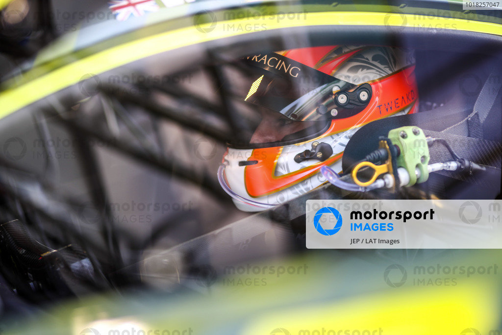 #97 Aston Martin Racing Aston Martin Vantage AMR: Maxime Martin / Alex Lynn / Harry Tincknell