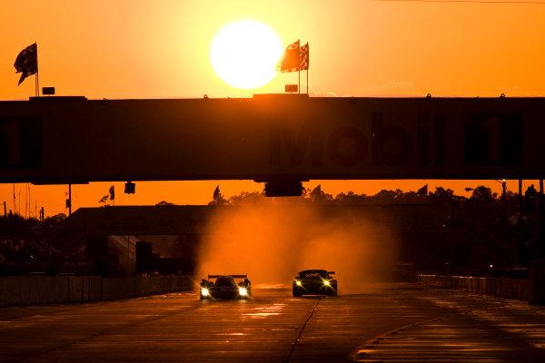 16-21 March, 2009, Sebring, Florida, USASarrazin Montagny Bourdais Peugeot©2009, Michael L. Levitt, USALAT Photographic