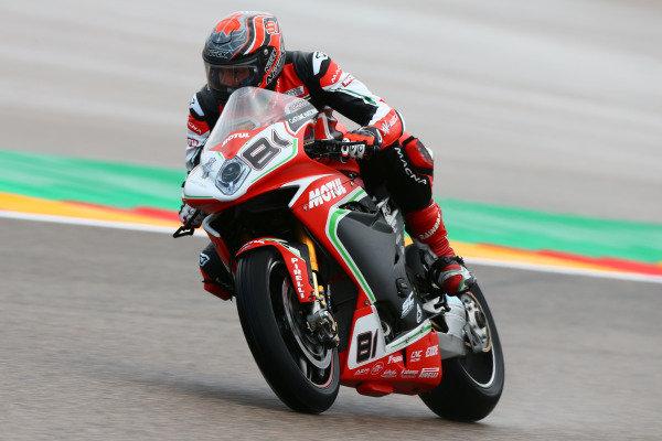 Jordi Torres, MV Agusta Reparto Corse.