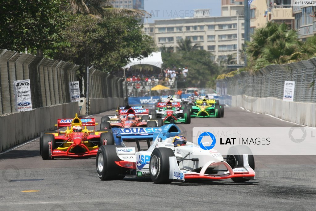 A1GP World Cup of Motorsport 2007/08, Round 7, Durban