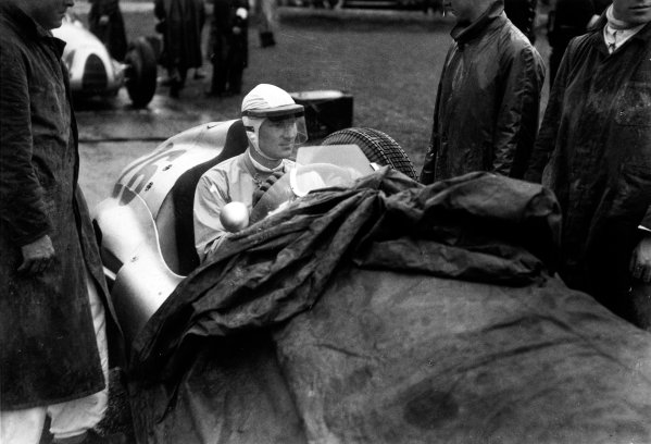 Spa-Francorchamps, Belgium. 26th June 1939.