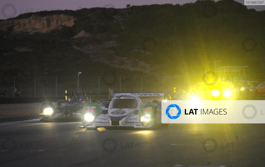 16-18 September, 2011, Monterey, California USA#16 Dyson Racing Team Mazda Lola B09/86(c)2011,  Dan R. Boyd  LAT Photo USA