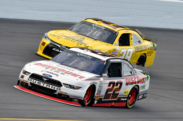 20-21 February, 2015, Daytona Beach, Florida USA Brad Keselowski ? 2015, Nigel Kinrade LAT Photo USA