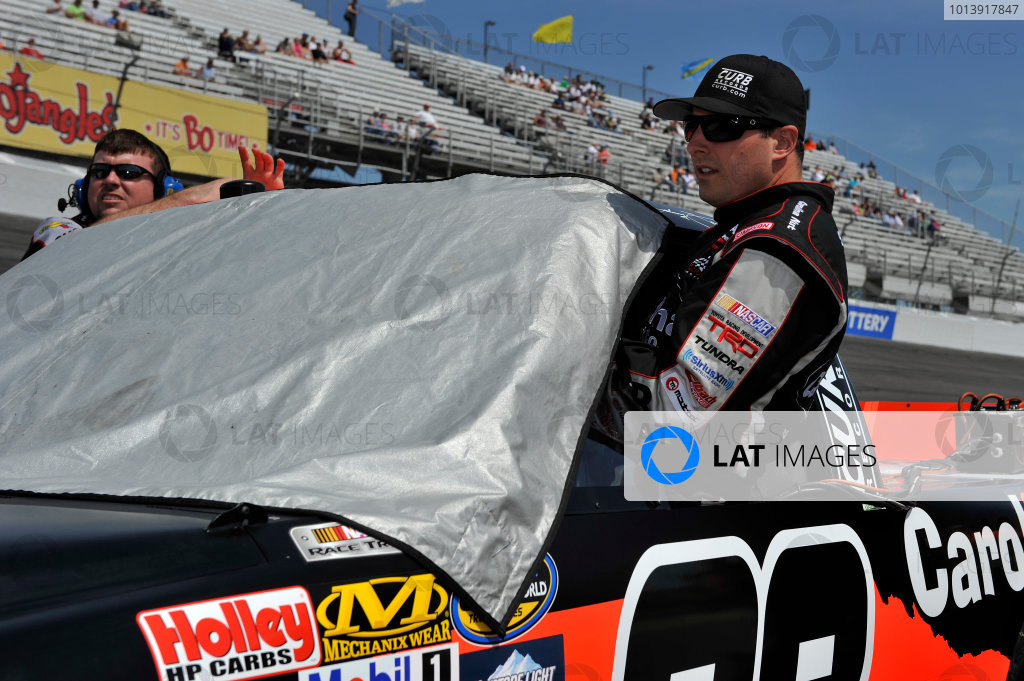 13-14 April, 2013, Rockingham, North Carolina USA Johnny Sauter ©2013, Scott R LePage LAT Photo USA