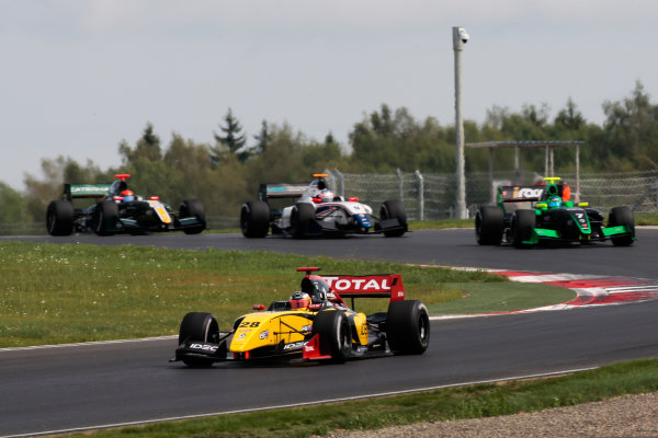 MOSCOW (RUS) JUL 13-15 2012 - Fourth round of the World series by Renault 2012 at the Moscow Raceway. Arthur Pic #28 Dams. Action. © 2012 Diederik van der Laan / Dutch Photo Agency / LAT Photographic