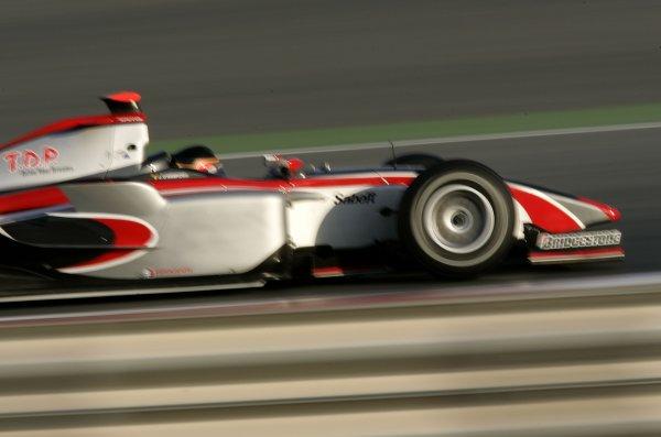 2008 GP2 Asia Series. Testing.Dubai. Dubai Autodrome. 20th January.xxxWorld Copyright: Alastair Staley/GP2 Series Media Serviceref: _MG_2142