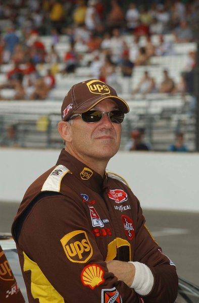 2003 NASCAR,Brickyard 400,Indianapolis,USA, August 01-03Dale Jarrett,-Robert LeSieur 2003LAT Photographic