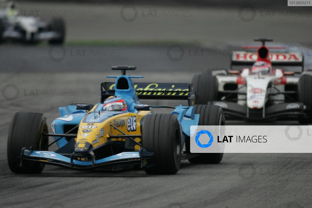 2004 Brazilian Grand Prix-Sunday Race,