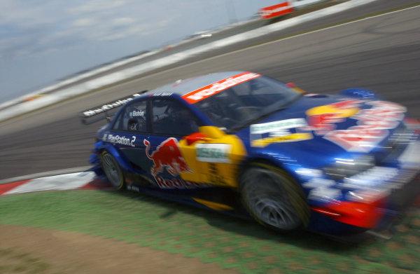 DTM nurburgring / germany 30.06 2004 - 01.08 2004