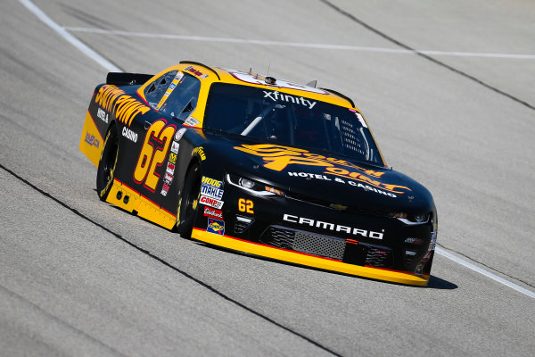 NASCAR XFINITY Series TheHouse.com 300 Chicagoland Speedway, Joliet, IL USA Friday 15 September 2017 Brendan Gaughan, South Point Hotel & Casino Chevrolet Camaro World Copyright: Barry Cantrell LAT Images