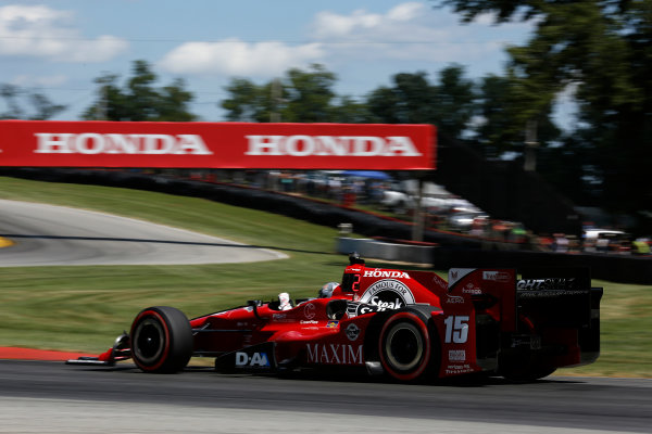 31 July - 2 August, 2015, Lexington, Ohio USA Graham Rahal ?2015, Phillip Abbott LAT Photo USA