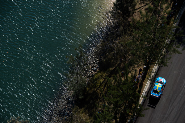 2015 V8 Supercars Round 11. Gold Coast 600, Surfers Paradise, Queensland, Australia. Friday 23rd October - Sunday 25th October 2015. Scott McLaughlin drives the #33 Wilson Security Racing GRM Volvo. World Copyright: Daniel Kalisz/LAT Photographic  Ref: Digital Image V8SCR11_GOLDCOAST600_DKIMG1467.JPG