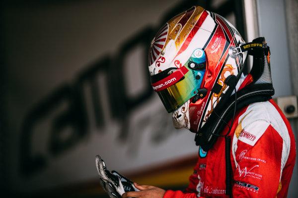 Bahrain International Circuit, Sakhir, Bahrain. Friday 31 March 2017 Raoul Hyman (RSA) Campos Racing Photo: Malcolm Griffiths/FIA Formula 2 ref: Digital Image MALC1640