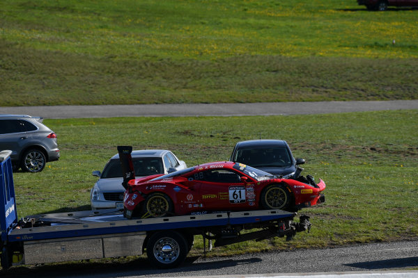 Pirelli World Challenge Victoria Day SpeedFest Weekend Canadian Tire Motorsport Park, Mosport, ON CAN Friday 19 May 2017 Alex Riberas/Kyle Marcelli World Copyright: Richard Dole/LAT Images ref: Digital Image RD_CTMP_PWC17037