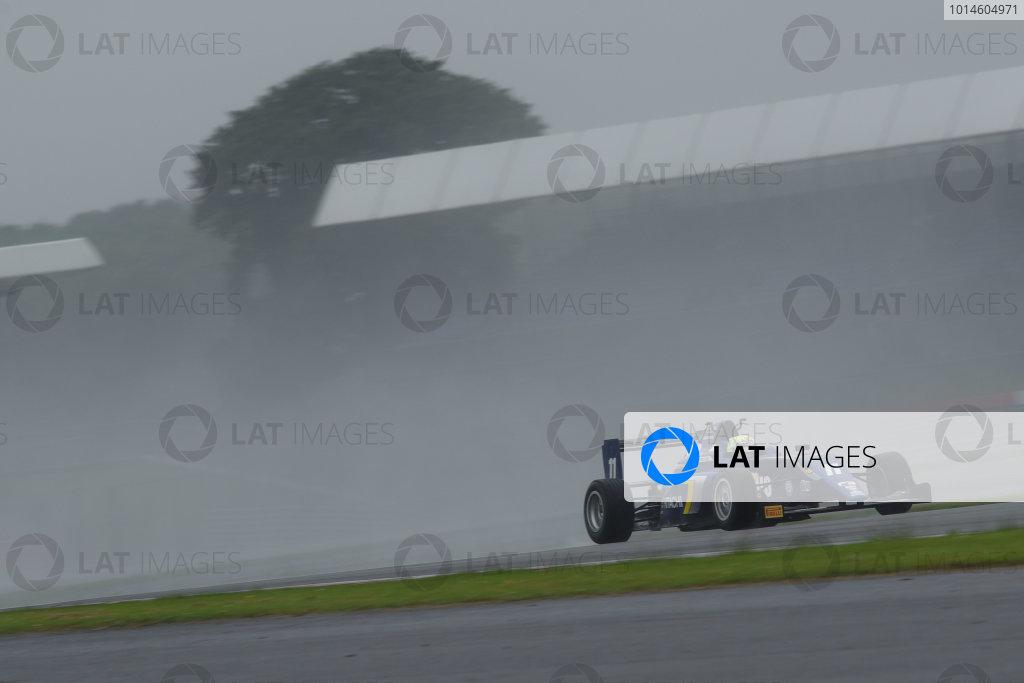 2016 BRDC Formula Three Championship, 11th-12th June 2016, SIlverstone, UK, Ricky Collard (GBR) Carlin BRDC F3  World copyright. Ebrey/LAT Photographic