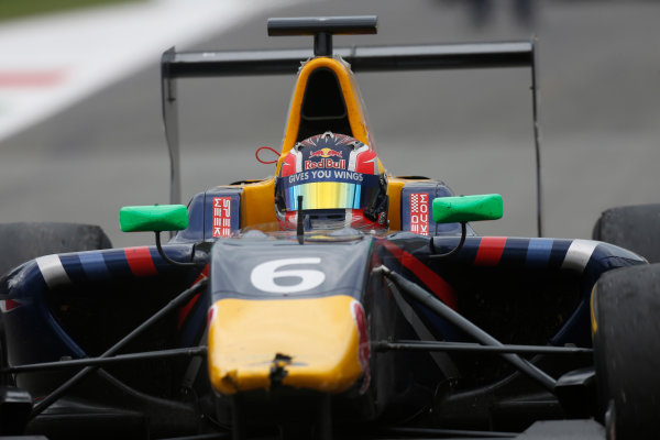 2013 GP3 Series. Round 7.  Autodromo di Monza, Monza, Italy. 8th September.  Sunday Race. Daniil Kvyat (RUS, MW Arden) World Copyright: Andrew Ferraro/GP3 Media Service. ref: Digital Image _79P2787.JPG